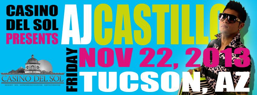 11-22-13 AJ Castillo Tucson AZ