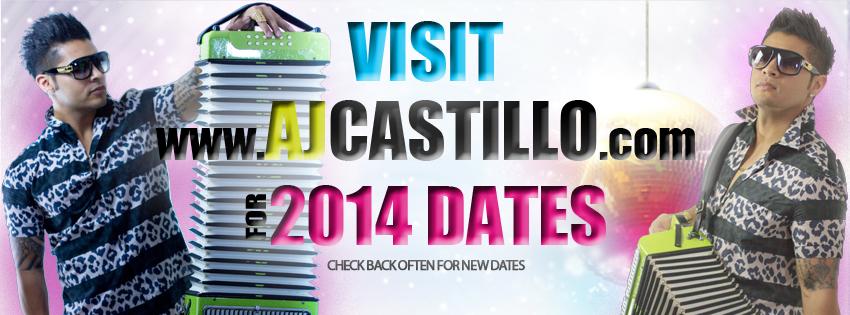 2014 Dates